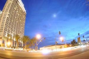 night life - san diego, california