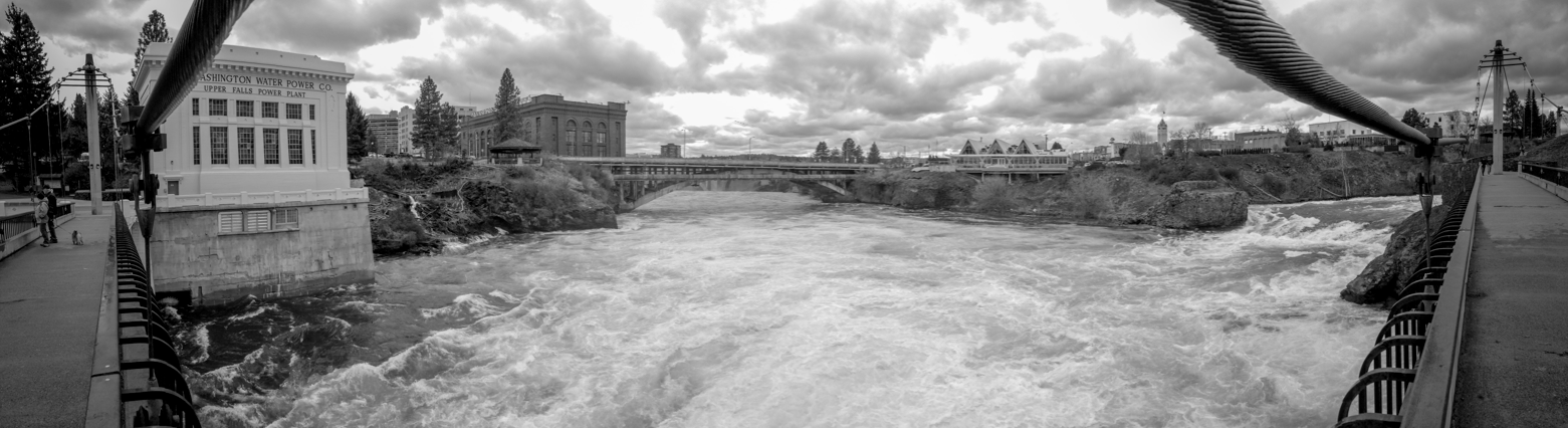 Spokane River, Washington
