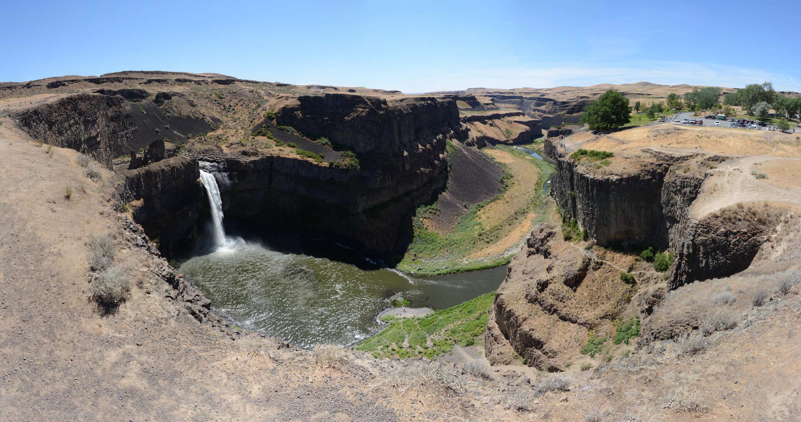 Palouse Falls National Park, Washington