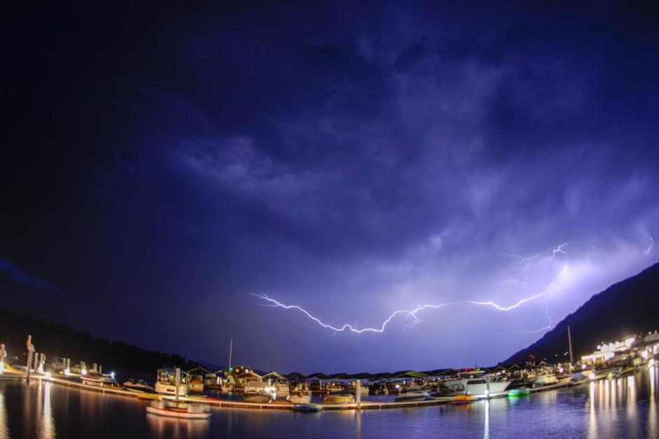 Lightning ©2015 Brandon Mauth