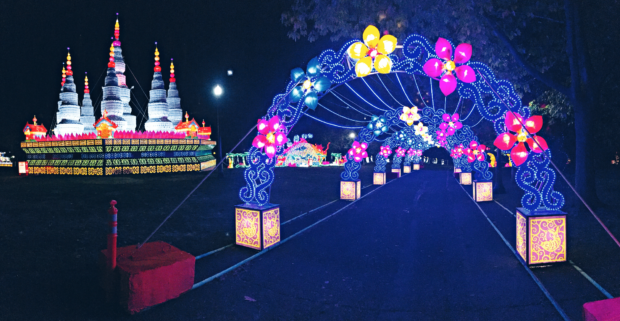 Chinese Lantern Festival in Spokane - ©2016 Brandon Mauth
