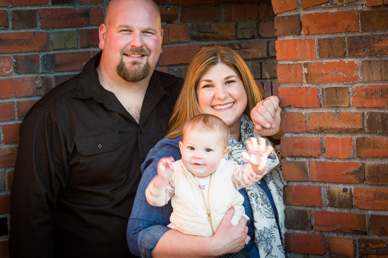 Family Portraits – Kris & Alicia