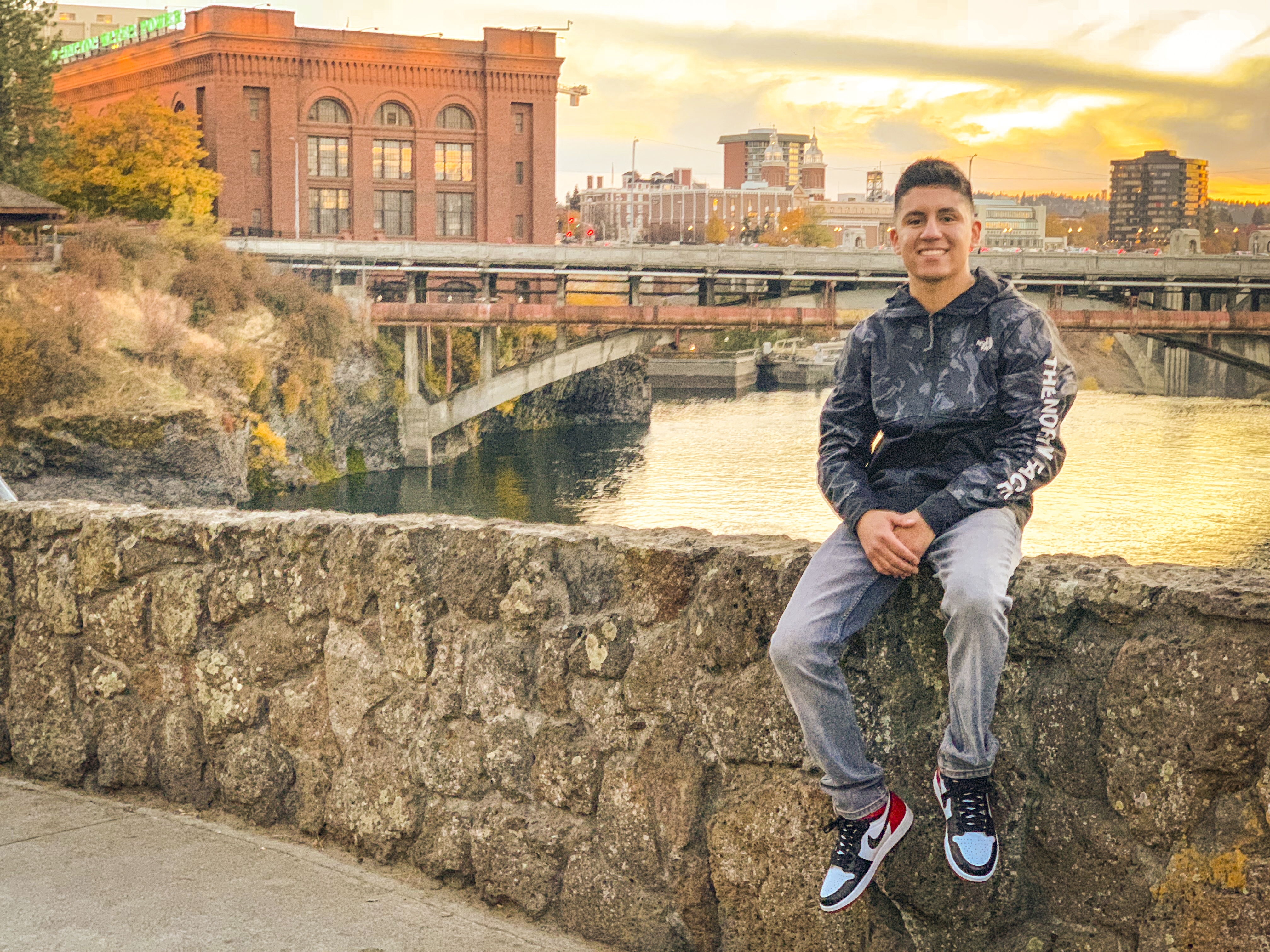 Senior Portraits – Alfonso