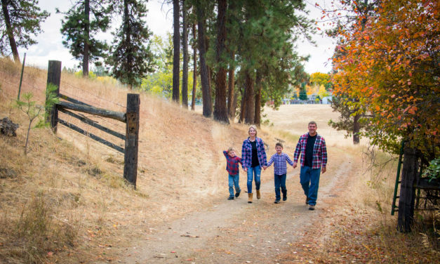 Family Portraits – Peters