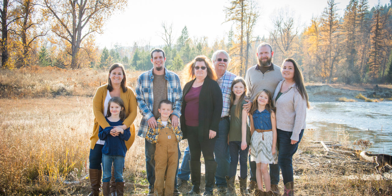 Family Portraits – Yakes