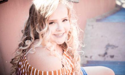 Senior Portraits – Tierra