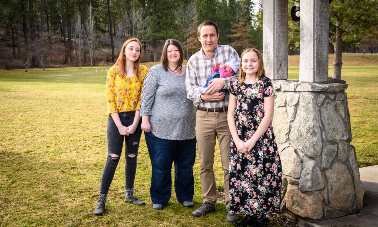 Family Portraits – Bre & Mike